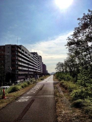 2012/09/07 ラン 6km。