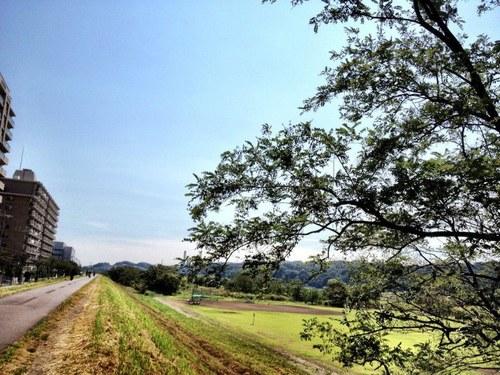 2012/09/12 ラン 6km。